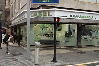 C. Hernani, 2 (esquina C.Andía) (San Sebastián)